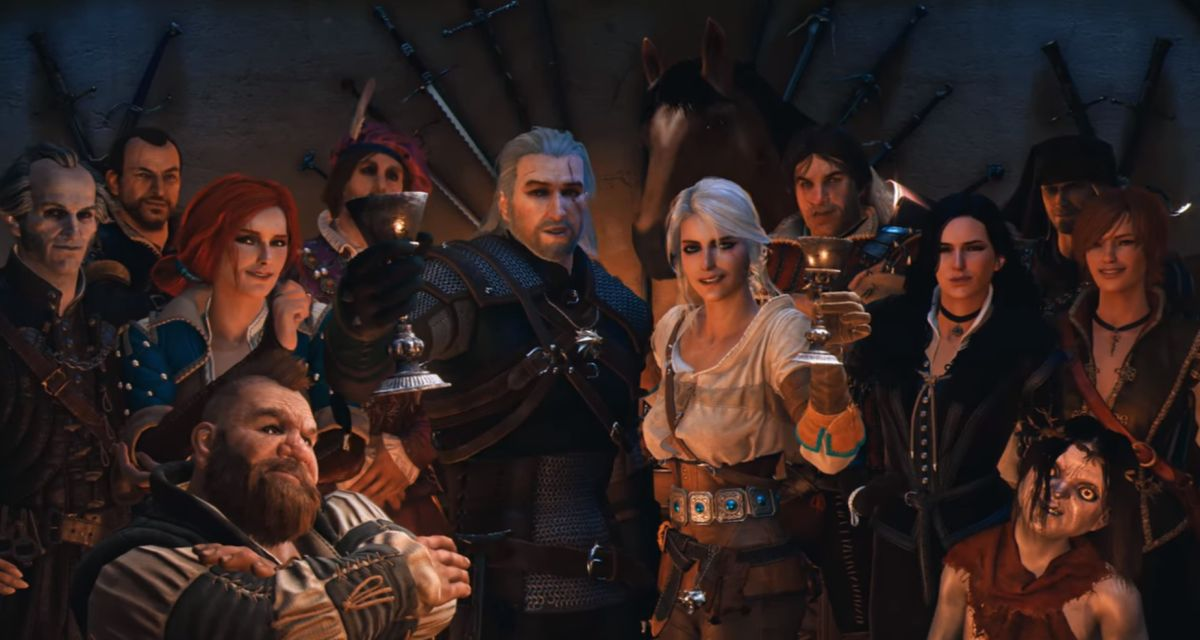 CD Projekt has become Europe's second-biggest videogame company